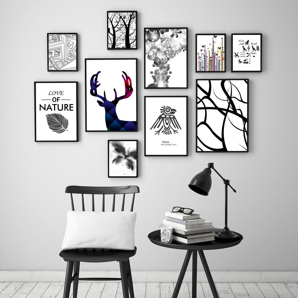 【软装贴士】东莞家居装修告诉您客厅挂画不单选对,还要挂对!